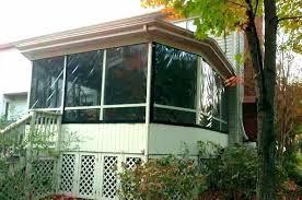home winterize screened porch winterizing plexiglass keep your