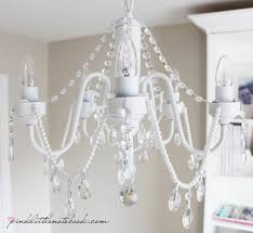 amazing diy crystal chandelier design that will make you wonder stricken for home decorating ideas with
