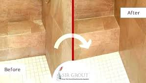 tile sealer repair ed grout ed grout in shower furniture sealing revitalizes old for new tile sealer