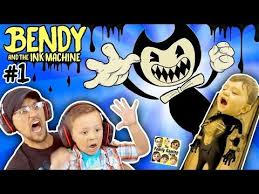 Fgteev Vending Machine Awesome EVIL MICKEY MOUSE BENDY THE INK MACHINE Chapter 48 FGTEEV 48