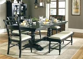 full size of furniture 6 piece dining set in black cherry finish by liberty riverside solid