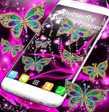 Live Wallpaper With Butterflies for ...