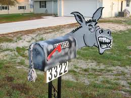 mailbox designs. Craziest Mailbox Designs