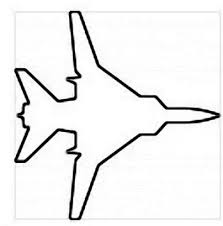 easy scroll saw patterns. flying jet pattern easy scroll saw patterns