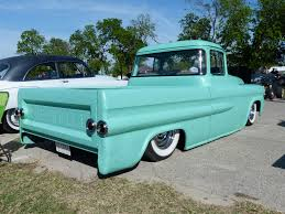1955 chevy fleetside - Google Search | Chevy Truck project ...