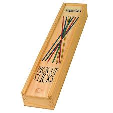 Game With Wooden Sticks Amazon Toysmith 100Piece PickUp Sticks Game Toys Games 8
