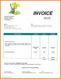 Open Office Template Invoice Unique Invoice Template Forice Simple Sales Th Open Office Free