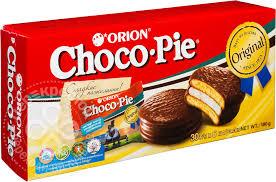 Купить <b>Пирожное Orion Choco Pie</b> в глазури 6шт*30г с доставкой ...
