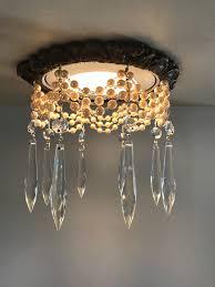 lightbox recessed chandelier