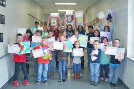Story: Artists of the Quarter named at Purdy Elementary (2/21/18) |  Cassville Democrat