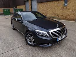 Used 2014 Mercedes-Benz S Class S350 Bluetec SE Line Executive for ...