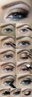 correct sagging eyelids with this amazing makeup idea tutorial