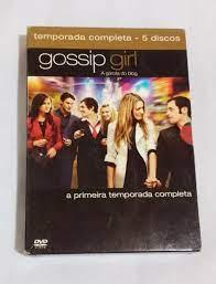 Gossip Girl 1ª Temporada   Filme e Série Usado 22141195