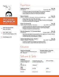 Web Design Resume Professional Resume Templates