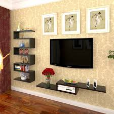 amazing tv wall shelves wood ideas interior decoration throughout measurements x amazing wooden wall shelving