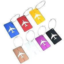 Suitcase Tag Template Luggage Free Templates For Word Travel