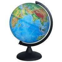 <b>Глобус</b> физический <b>Глобусный мир</b> 250 мм (10163) — <b>Глобусы</b> ...