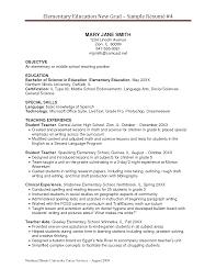Recent Grad Resume Examples Graduate Federal Sample Skills New