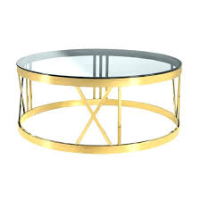 glass and gold end tables round silver side table round silver coffee table round black glass