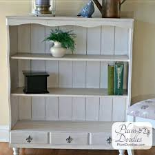 Bookcase  French Style Shelves Gloucester 2 Door Arch Bookcase Country Style Shelves