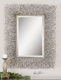 silver modern picture frames.  Frames Frame Frameless Mirrors Uk Attractive Silver Bathroom Mirror 46 07627 1  For Modern Picture Frames L