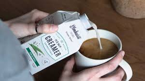 Both organically grown, chemical free coffees combine to form a rich and bold decaf coffee with no astringent decaf flavor. Healthy Non Dairy Coffee Creamer Nutrition Elmhurst 1925