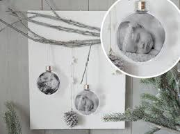 Foto Weihnachtskugel Christbaumkugel Mit Foto Selber Machen