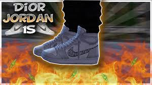 Jordans sims cc jordan toddler shoes clothes tees air children clothing custom shirts hair swatches mods boys lana mm sssvitlans. Dior Jordan Ones In The Sims 4 Sims 4 Hot Cc Of The Week Youtube
