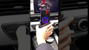 Xiaomi <b>Mi</b> 9 <b>Wireless Car</b> Charger Live Demo - YouTube