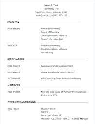 Downloadable Resume Template – Kappalab