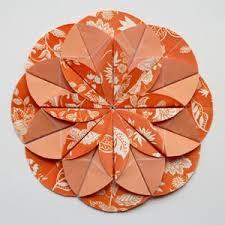 Image result for origami dahlia