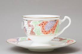 <b>Чашка с блюдцем</b> чайная ф.Айседора рис.Мариенталь ...