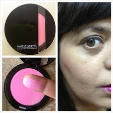 make up for ever sculpting blush 8 satin indian pink1