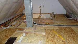 30 quadratmeter osb platten zum fußboden verlegen 22mm stark oder stärker. 1dachboden Mit Osb Platten Schwimmend