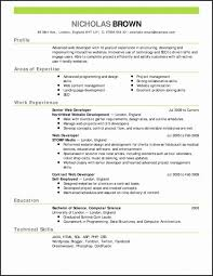 Resume Templates. Resume Template Microsoft Word 2007: Microsoft ...