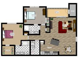 10 X 16 Bedroom Design The Sonoma Meadowood Apartments