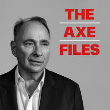 Axe Cnn With Podcasts Apple By Axelrod Files On David The OYwExnd4zO