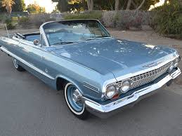 SOLD 1963 Concours Condition Impala Convertible for sale by ...