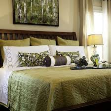 Green And Brown Bedroom Ideas