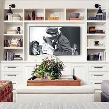 media center with bookshelves. Exellent Bookshelves Built In Media Center Transitional Living Room Domaine Home On Center With Bookshelves T