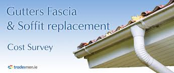 average cost to replace gutters. Fine Replace Gutters Fascia U0026 Soffit Cost Survey Throughout Average Cost To Replace Gutters