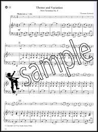 bassoon sheet music 15 easy classical solos for bassoon sheet music book with cd and