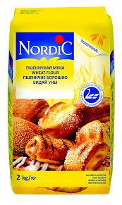 <b>Nordic мука пшеничная</b>, <b>2</b> кг Raisio Nutrition блр030, код ...