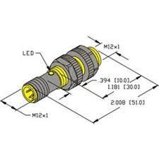 ni4 s12 ap6x h1141 turck 12mm barrel sensor nonembeddable ni4 s12 ap6x h1141 turck