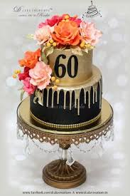 56 Best 60th Birthday Cakes Images Birthday Cakes Desserts Cake