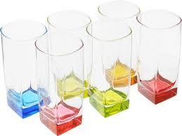 """16 отзывов на <b>Набор стаканов Luminarc</b> """"Bright Colors"""", 330 мл, 6 ..."""