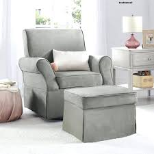 glider chair and ottoman set baby relax the nursery swivel s