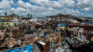 responding to natural disasters in the asian  typhoon