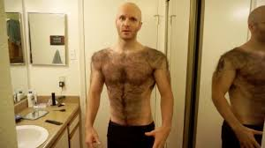 Photos of hairy muscle athletes free