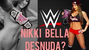 WWE FILTRAN FOTO DESNUDA DE NIKKI BELLA YouTube
